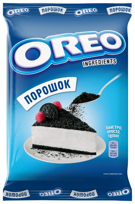 Купить Oreo Ingridients порошок измельченного печенья с какао 300 г черный по низкой цене с доставкой из Яндекс.Маркета (бывший Беру)