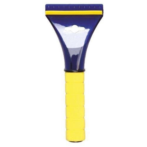 Скребок GOODYEAR WS-02 синий/желтый