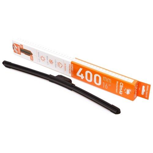 Щетка стеклоочистителя бескаркасная ClimAir CC-400 400 мм, 1 шт.