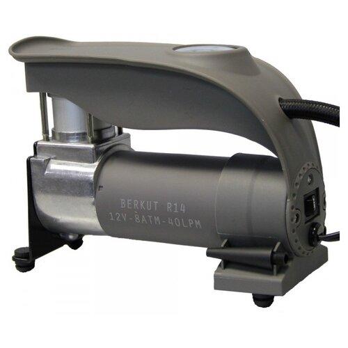 Автомобильный компрессор BERKUT R14 серый