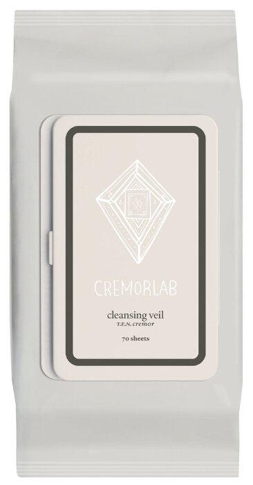 Cremorlab салфетки для снятия макияжа T.E.N. Cremor