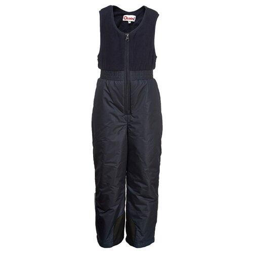 Купить Полукомбинезон Oldos Лонни OAW193T1PT68 размер 92, синий, Полукомбинезоны и брюки