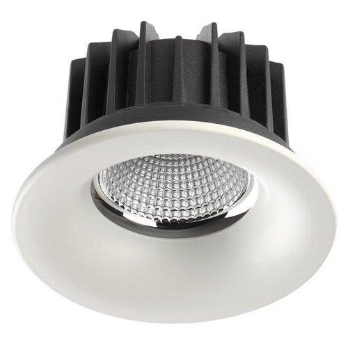 Встраиваемый светильник Novotech Drum 357604 встраиваемый светодиодный светильник novotech drum 357604