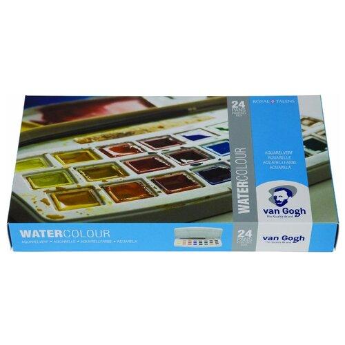 Van Gogh Акварельные краски Water colour 24 цвета (20808624) светильник nowodvorski van gogh led n9351