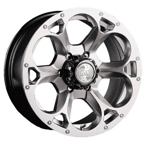 Фото - Колесный диск Racing Wheels H-276 8x17/6x139.7 D110.5 ET10 BK F/P колесный диск racing wheels hf 611 10x22 5x130 d71 6 et45 spt d p