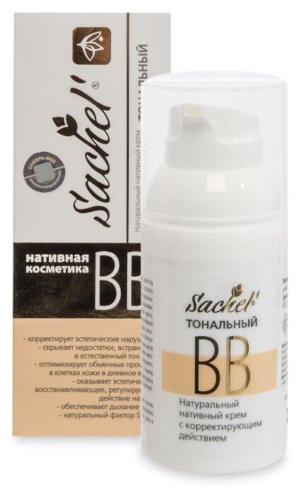 Сашера-Мед ВВ крем Сашель Тональный SPF 60, 30 мл