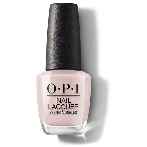 Лак OPI Nail Lacquer Classics, 15 мл, оттенок Do You Take Lei Away?