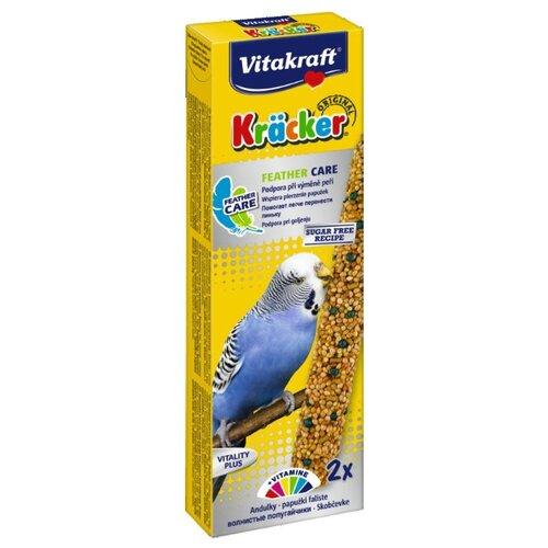 Лакомство для птиц Vitakraft Крекеры при линьке (10602) 60 г