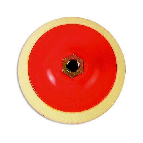 Тарелка для УШМ на липучке 3M 09552 125 мм 1 шт тарелка для ушм практика 038 524 125 мм 1 шт