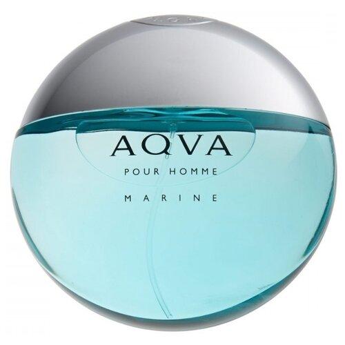 Туалетная вода BVLGARI Aqva pour Homme Marine, 50 мл bvlgari pour homme