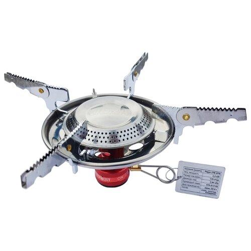 цена на Горелка TOURIST PEGAS TM-070 серебристый/красный