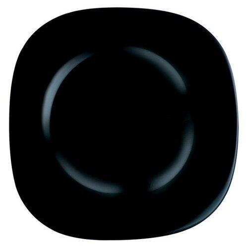 Фото - Luminarc Тарелка обеденная New Carine 26 см black тарелка обеденная 26 см luminarc arty marine