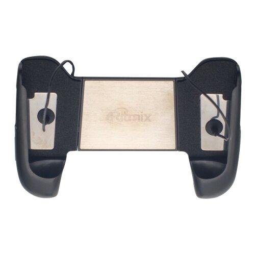 Геймпад Ritmix GP 012 черный геймпад 3cott single gp 05 черно белый usb