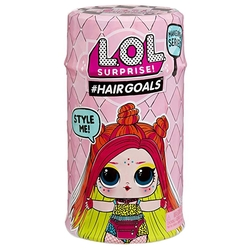 Кукла-сюрприз MGA Entertainment в капсуле LOL Surprise 5 Hairgoals Wave 2