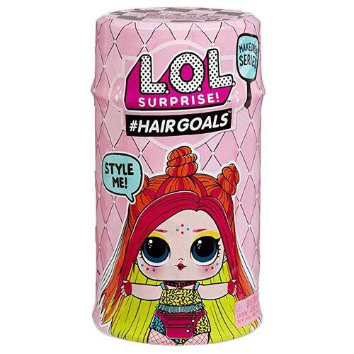 Купить Кукла-сюрприз MGA Entertainment в капсуле LOL Surprise 5 Hairgoals Wave 2, Куклы и пупсы