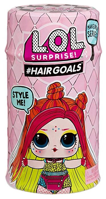 Кукла-сюрприз MGA Entertainment в капсуле LOL Surprise 5 Hairgoals Wave 2 — цены на Яндекс.Маркете
