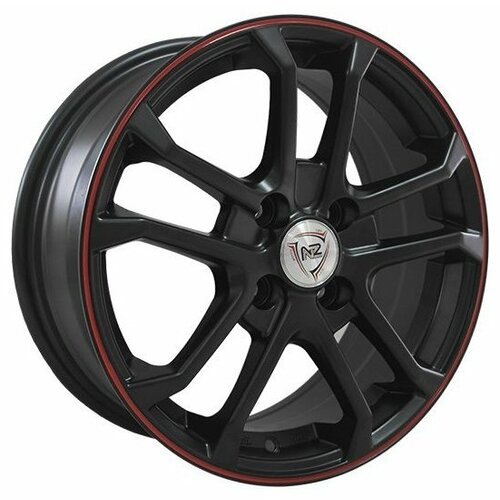Фото - Колесный диск NZ Wheels SH651 6.5x16/4x100 D54.1 ET52 MBRS колесный диск pdw wheels 6032