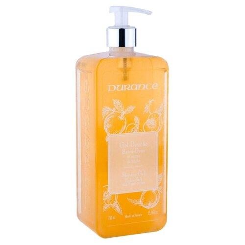 Купить Durance / Гель для душа с экстрактом Персика 750мл. Shower Gel Extra Soft with Peach extract