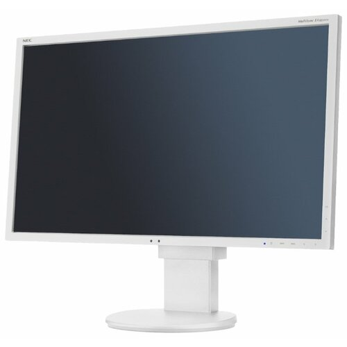 Монитор NEC MultiSync EA223WM 22, белый монитор nec multisync ea271u bk