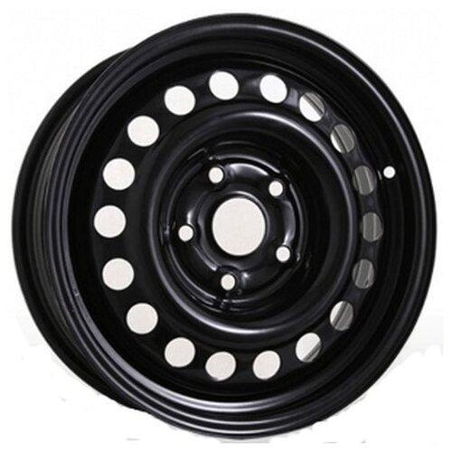 Фото - Колесный диск Trebl 8756 6.5x16/5x114.3 D67.1 ET45 Black колесный диск trebl 9980 6 5x16 5x114 3 d67 1 et52 5 black