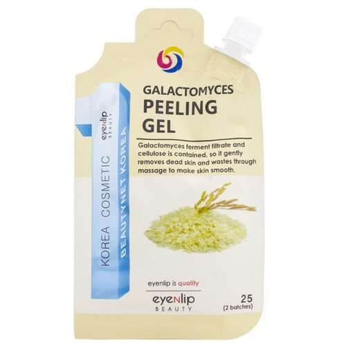 Eyenlip пилинг-гель для лица Galactomyces Peeling Gel 25 г