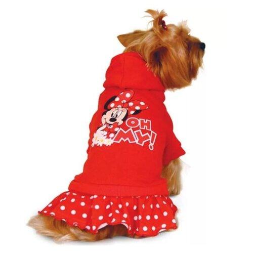 Свитер для собак Triol Disney Minnie M красный