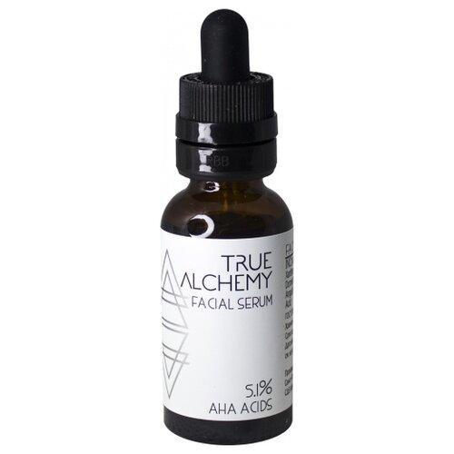 True Alchemy Сыворотка для лица Facial Serum AHA Acids 5,1%, 30 мл