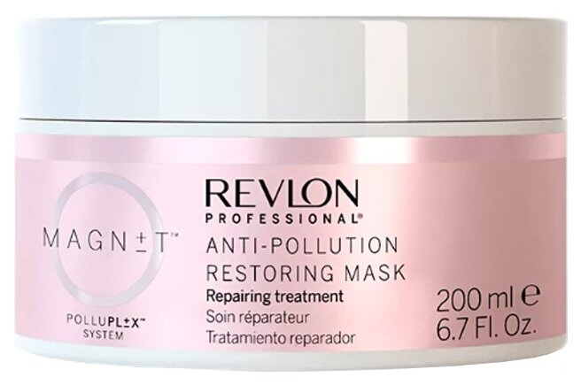 Revlon Professional Magnet Восстанавливающая маска для волос Anti-pollution