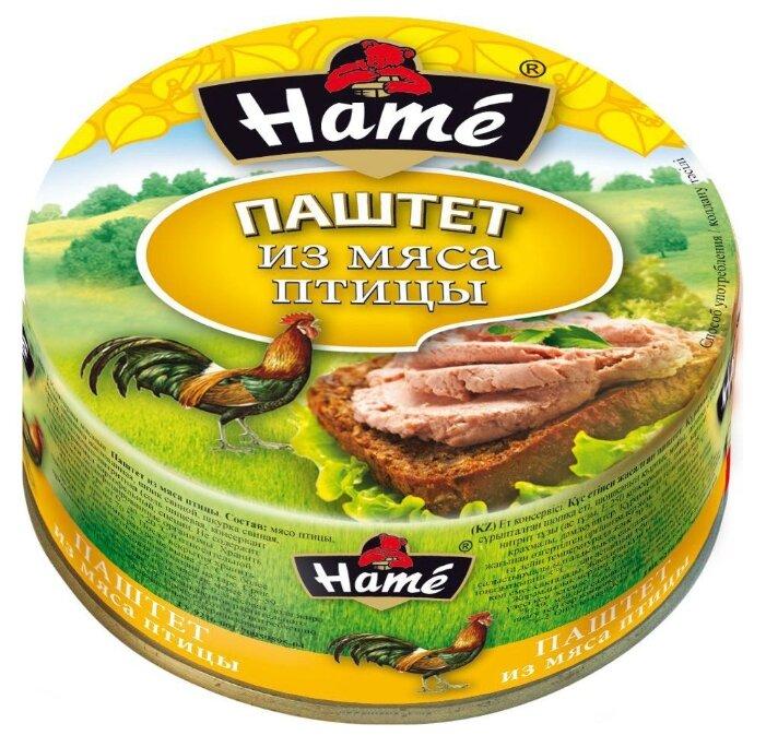 Паштет Hame Из мяса птицы 250 г