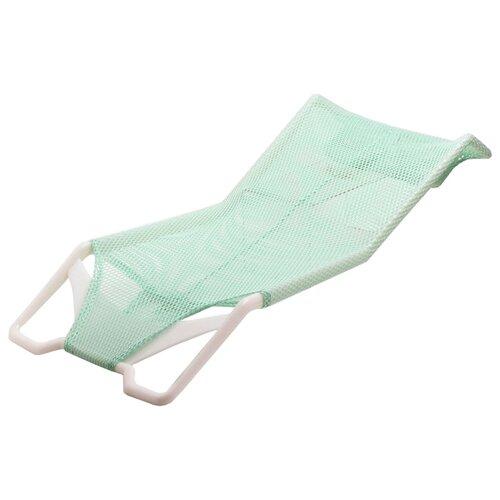 Купить Горка для купания Крошка Я 23828 зеленый, Сиденья, подставки, горки