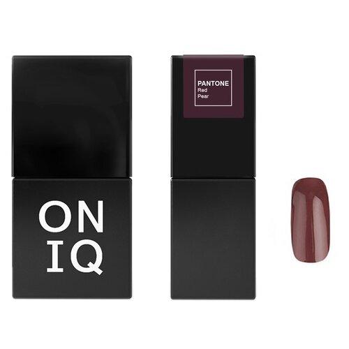 Купить Гель-лак для ногтей ONIQ Pantone, 10 мл, 110 Red Pear