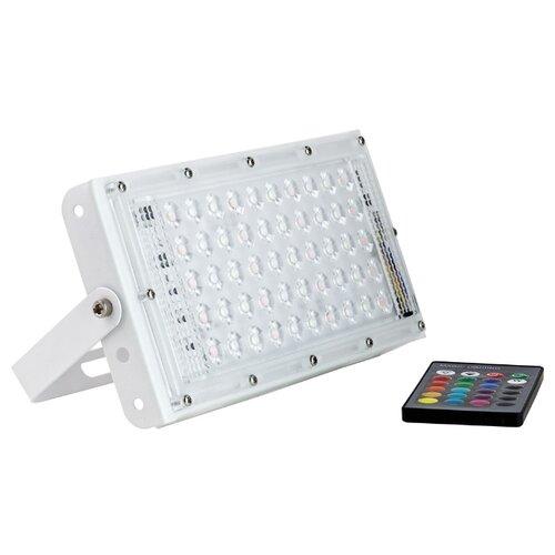 Прожектор светодиодный 50 Вт Glanzen FAD-0030-50-RGB portable led spotlight glanzen fad 0014 20