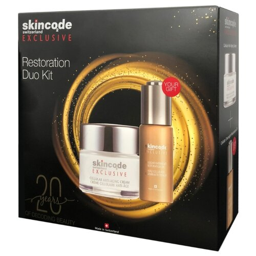 Набор Skincode Exclusive Restoration Duo skincode