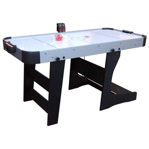 Игровой стол для аэрохоккея DFC Bastia 4 HM-AT-48301 черный