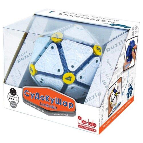Купить Головоломка Recent Toys Судоку-шар (RT41) белый, Головоломки