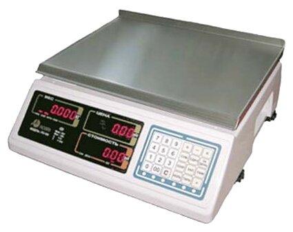 Весы торговые Acom PC-100E-30B