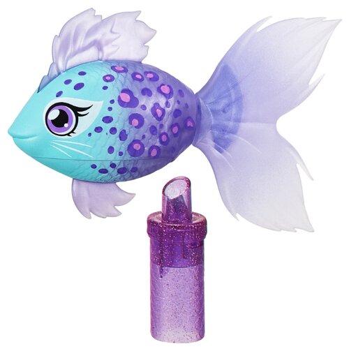 Купить Робот Moose Lil Dippers Furtail голубой/фиолетовый, Роботы и трансформеры