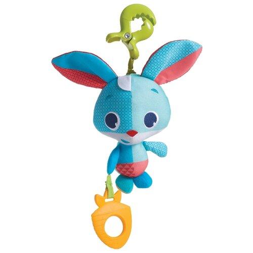 Купить Подвесная игрушка Tiny Love Зайчик (1113901110) голубой, Подвески