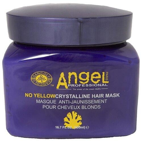 Купить Angel Professional Маска для нейтрализации желтизны волос, 500 мл