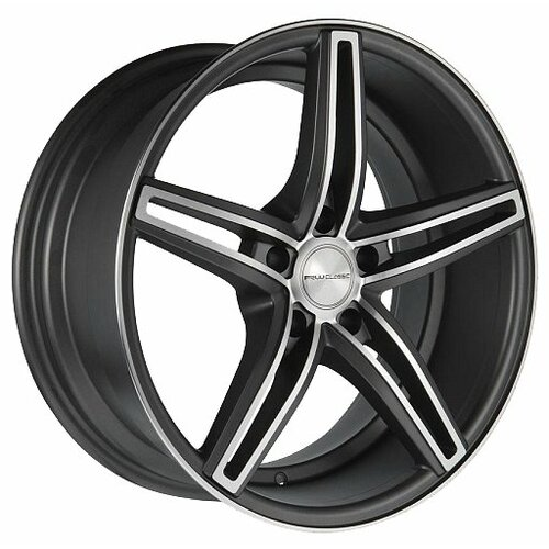 Колесный диск Racing Wheels H-583 8.5x20/5x114.3 D67.1 ET35 DMGM F/P american racing ar894 8 5x20 5x114 3 d72 62 et35 black machined
