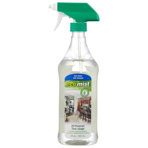 Средство универсальное для очистки любых поверхностей All purpose Eco mist 825 мл eco mist средство для чистки мебели и уборки в кабинете 0 825 л