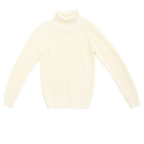 Купить Свитер playToday размер 116, белый, Свитеры и кардиганы