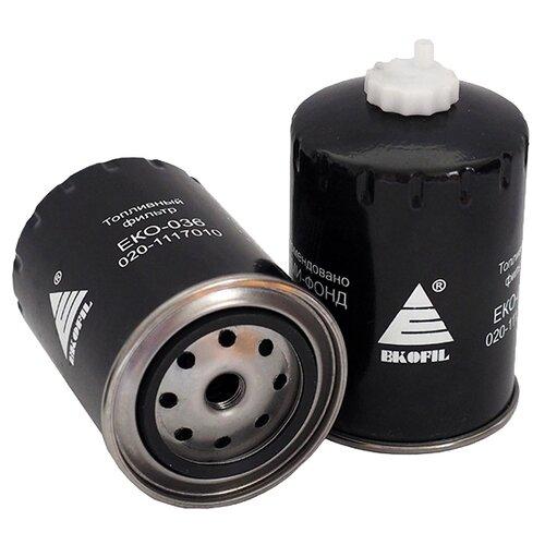 Топливный фильтр Ekofil EKO-036 топливный фильтр ekofil eko 03 358