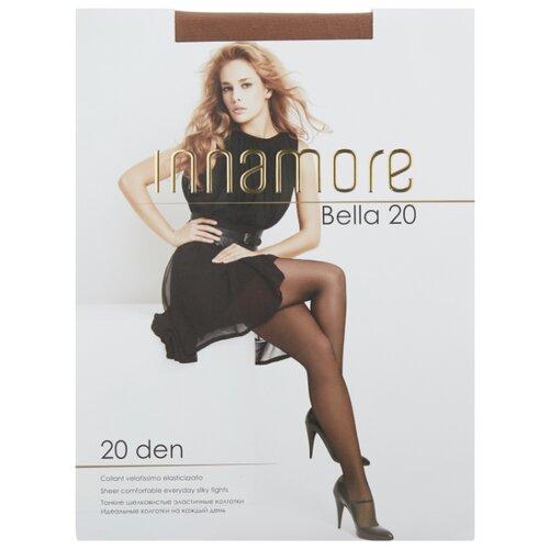 цена Колготки Innamore Bella 20 den, размер 3-M, daino (бежевый) онлайн в 2017 году