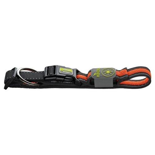 Ошейник HUNTER LED Manoa Glow 60 55-60 см orange