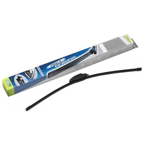 Щетка стеклоочистителя бескаркасная Valeo Silencio Flat Blade Single UM602 475 мм, 1 шт.