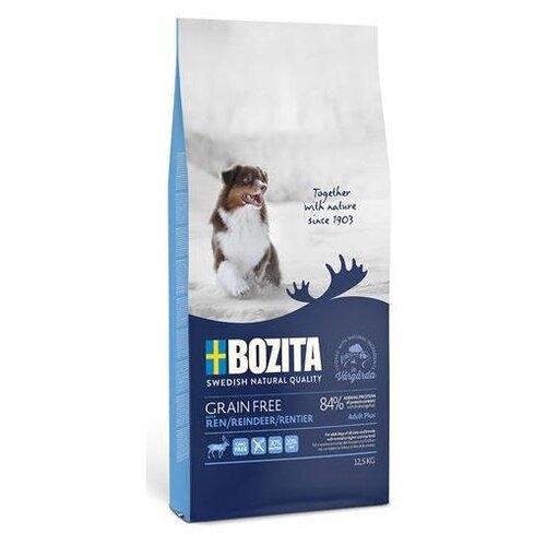 Сухой корм для собак Bozita курица, оленина с картофелем 12.5 кг сухой корм для собак bozita баранина с картофелем 3 5 кг