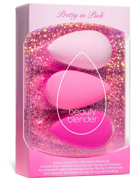 Набор спонжей beautyblender Pretty in Pink,