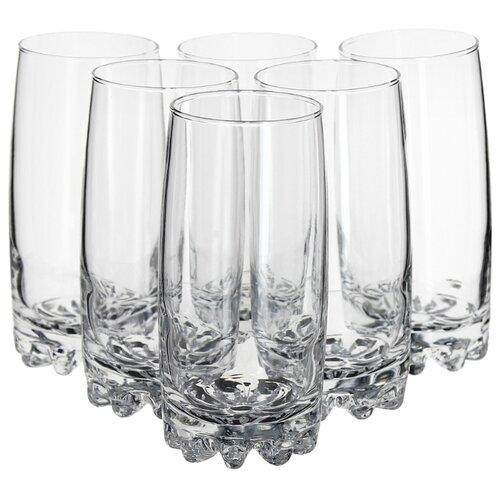Pasabahce Набор стаканов Sylvana 390 мл 6 шт бесцветный