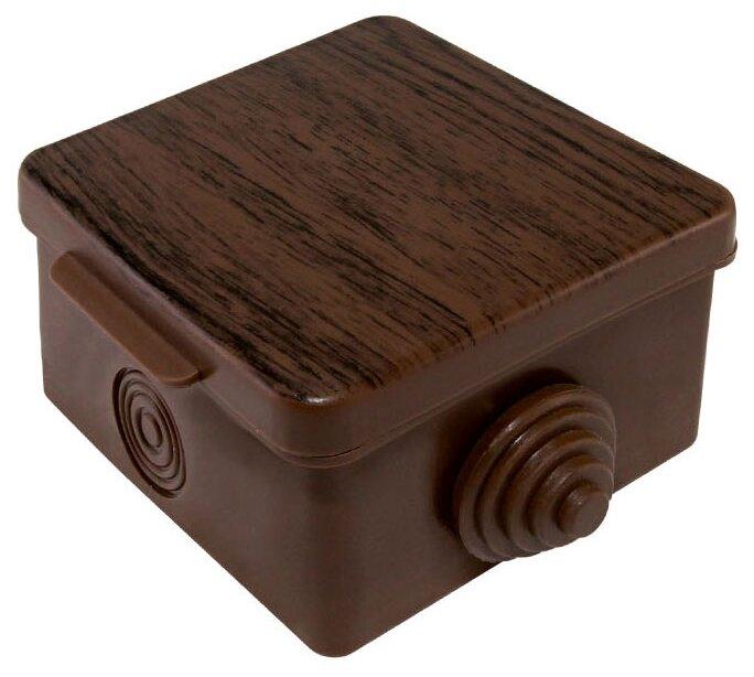 Распределительная коробка TDM ЕLECTRIC SQ1401-0611 наружный монтаж 65x65 мм